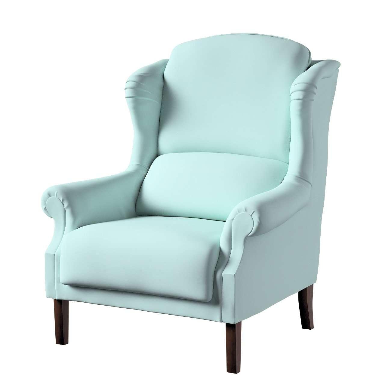 Fotel Willy w kolekcji Cotton Story, tkanina: 702-10
