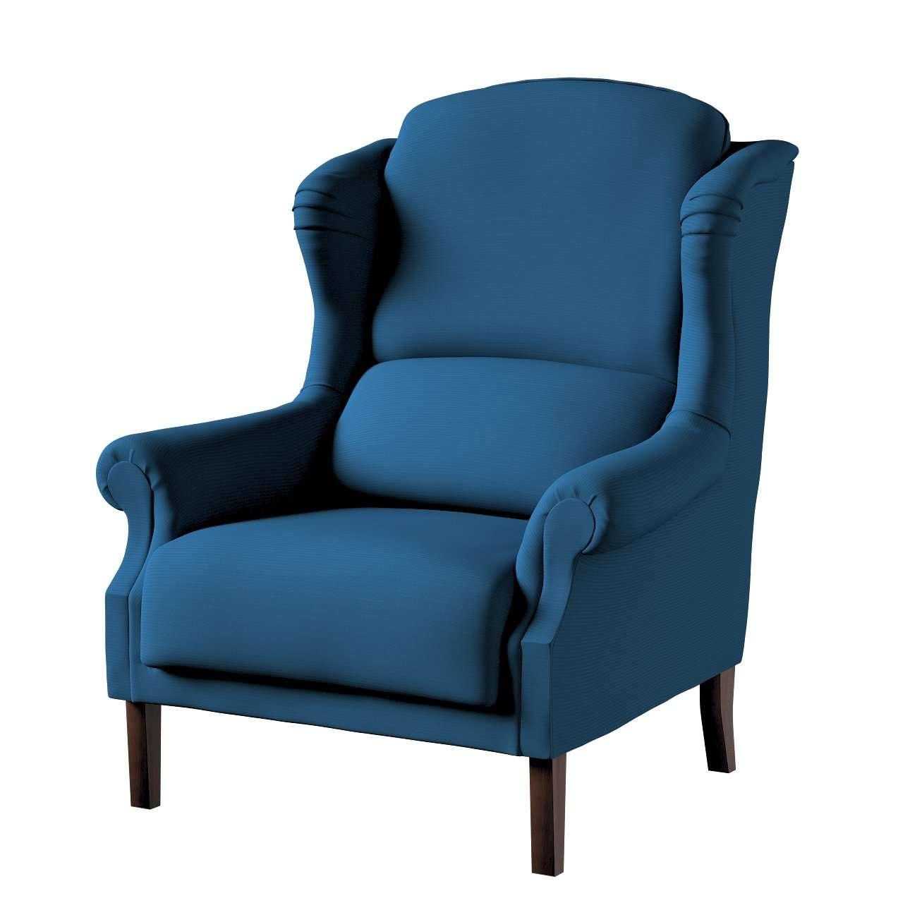 Fotel Willy w kolekcji Cotton Story, tkanina: 702-30