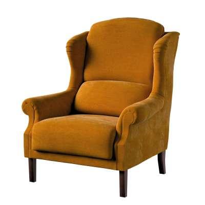 Fotel Willy 704-23 miodowy Kolekcja Posh Velvet