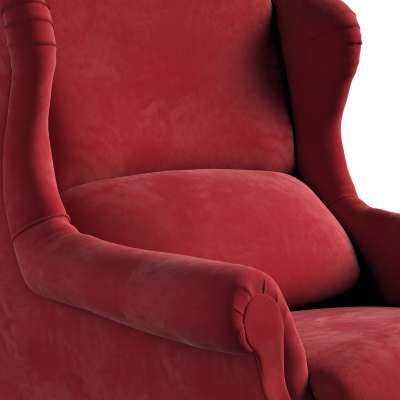 Fotelis  Willy 704-15 raudona Kolekcija Posh Velvet