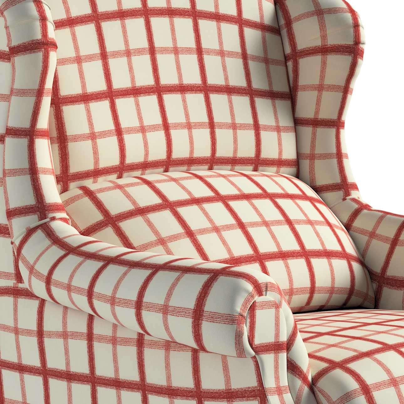 Sessel 63 x 115 cm von der Kollektion Avinon, Stoff: 131-15