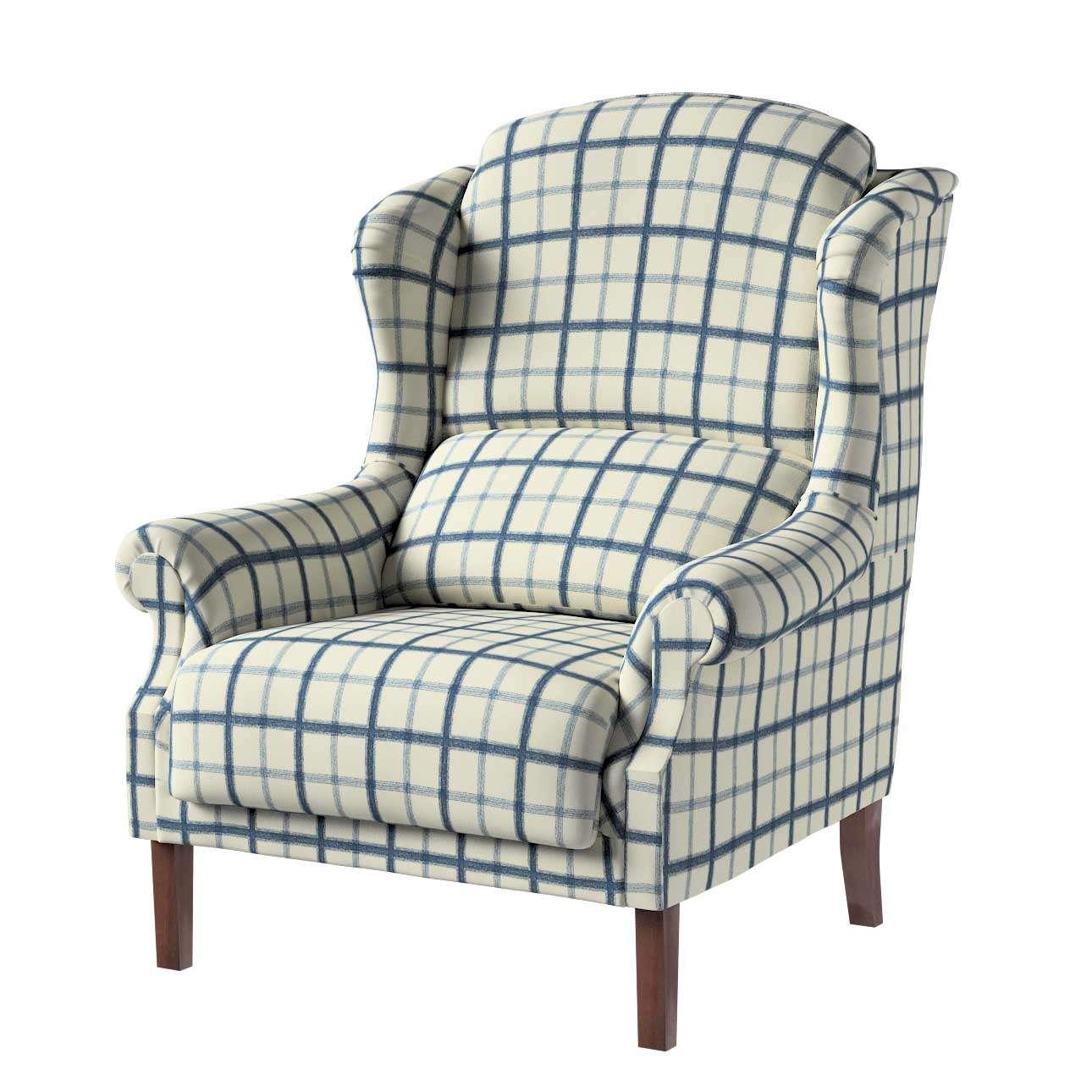 Fotel 85x107cm w kolekcji Avinon, tkanina: 131-66