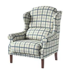 Stilingas Dekoria fotelis 63 x 115 cm kolekcijoje Avinon, audinys: 131-66