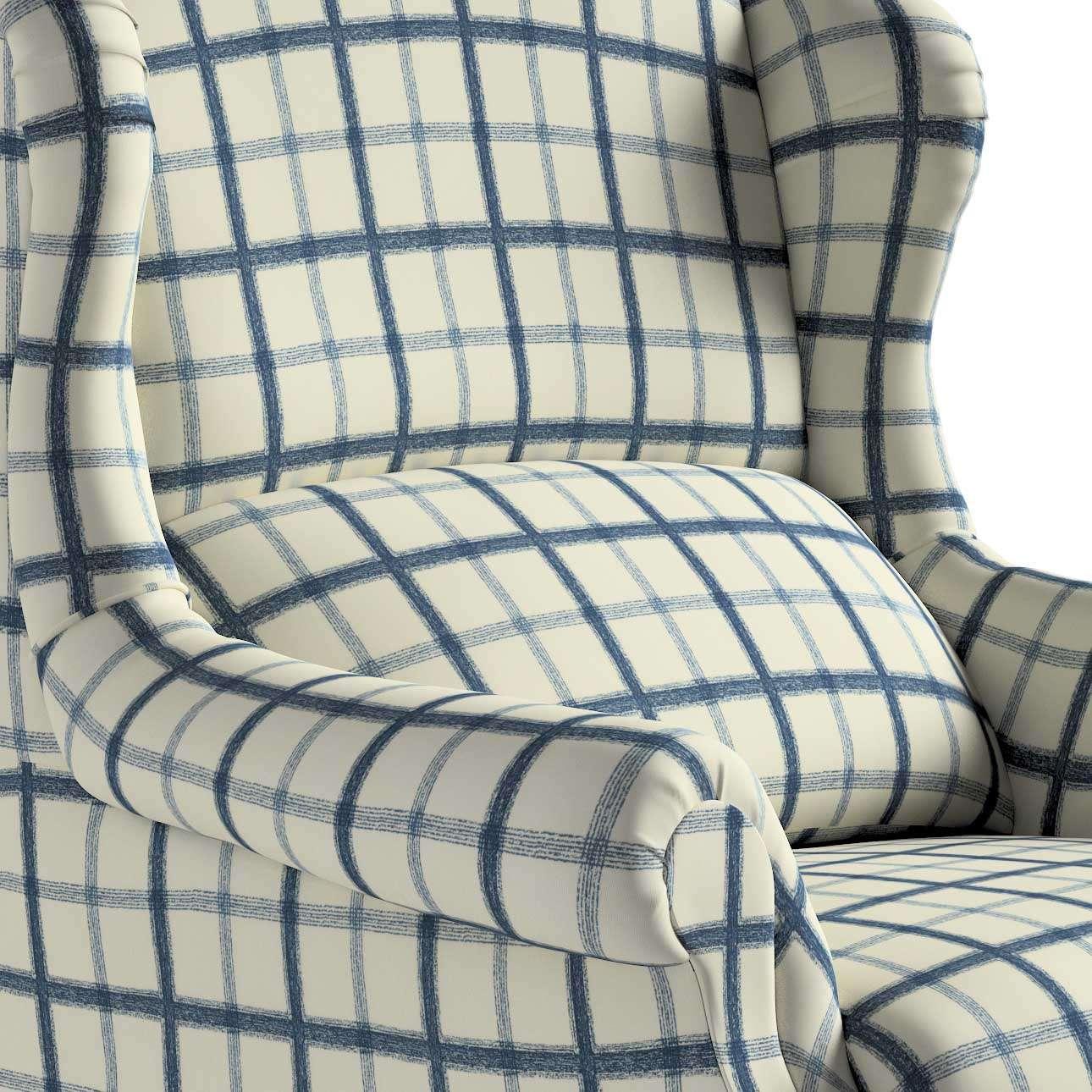 Fotel Unique w kolekcji Avinon, tkanina: 131-66