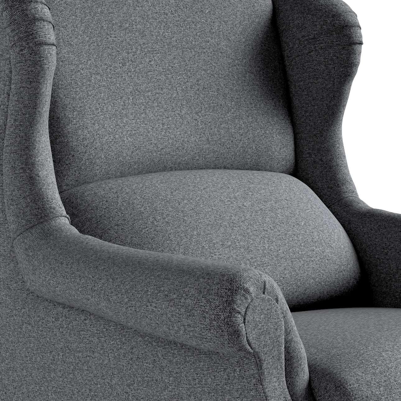 Fotel Unique w kolekcji Amsterdam, tkanina: 704-47