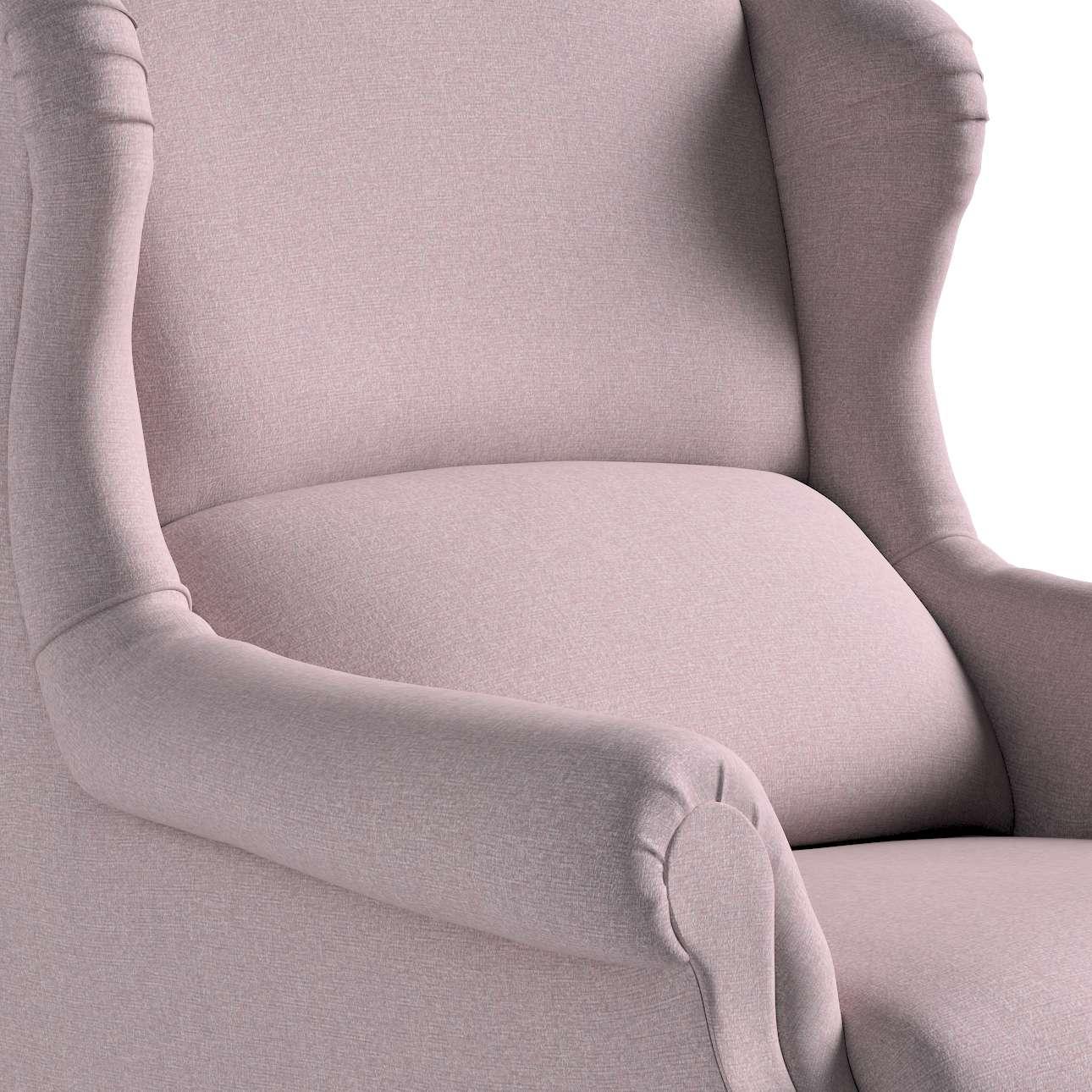 Fotel Unique w kolekcji Amsterdam, tkanina: 704-51
