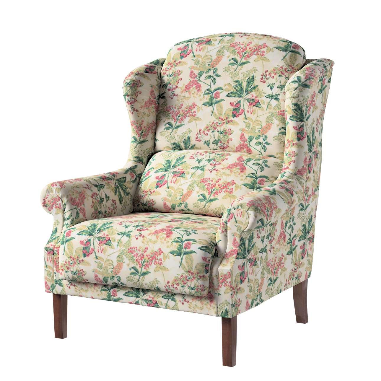 Fotel Unique w kolekcji Londres, tkanina: 143-41