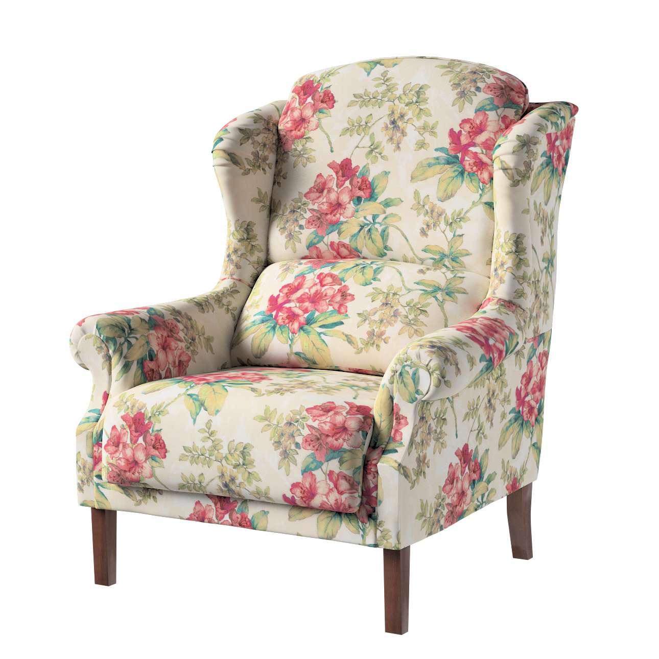 Fotel Unique w kolekcji Londres, tkanina: 143-40