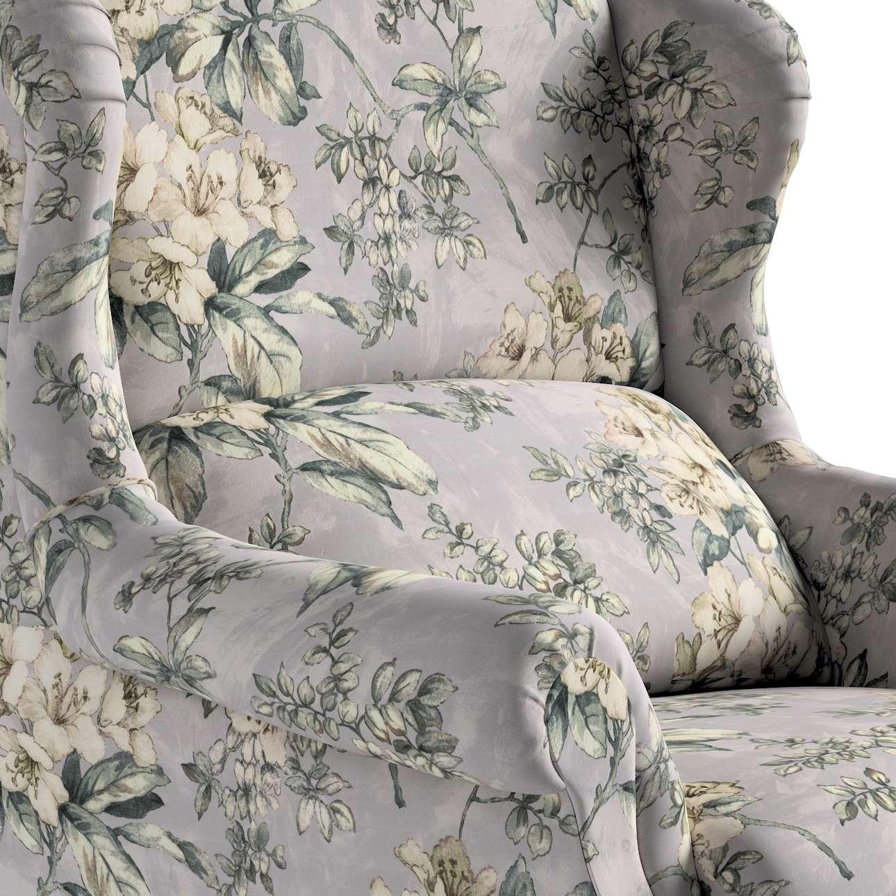 Fotel Unique w kolekcji Londres, tkanina: 143-36