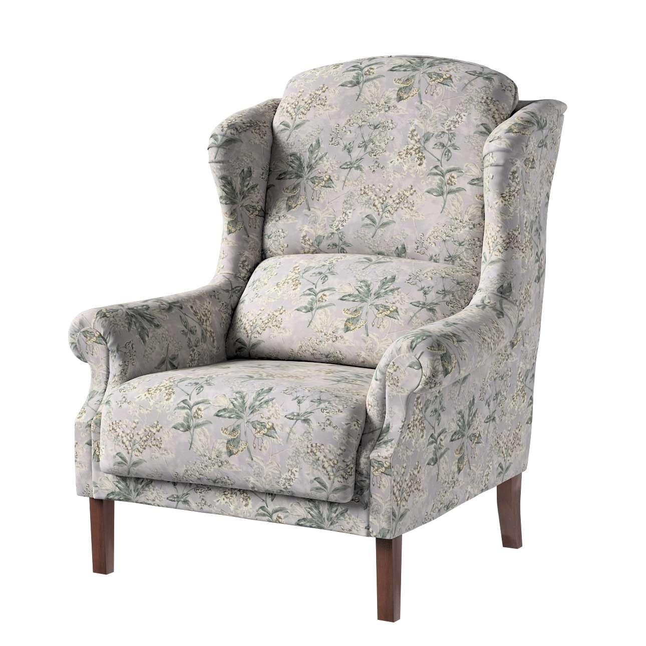 Fotel Unique w kolekcji Londres, tkanina: 143-37
