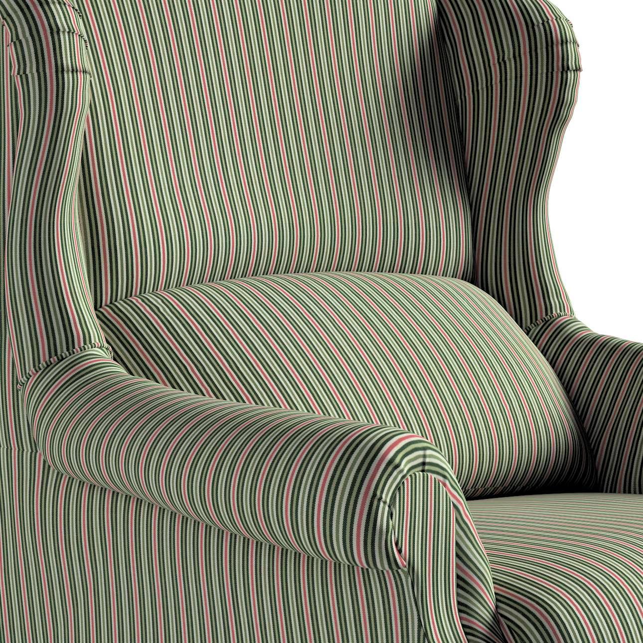 Fotel Unique w kolekcji Londres, tkanina: 143-42
