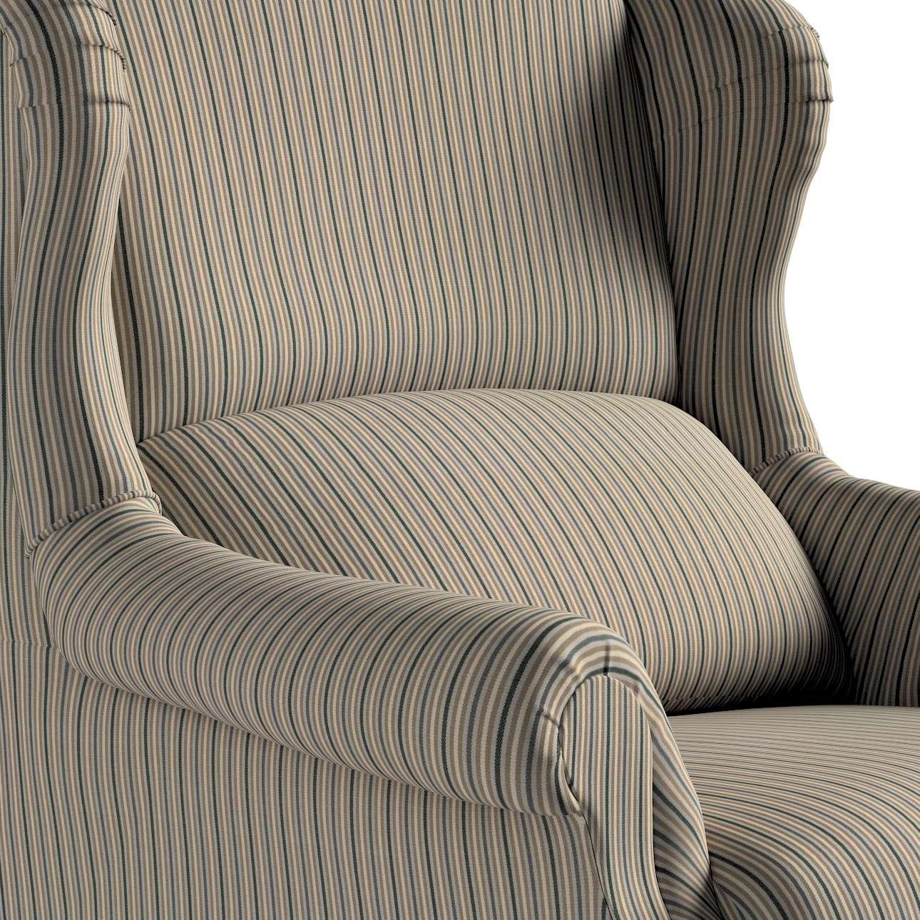 Fotel Unique w kolekcji Londres, tkanina: 143-38