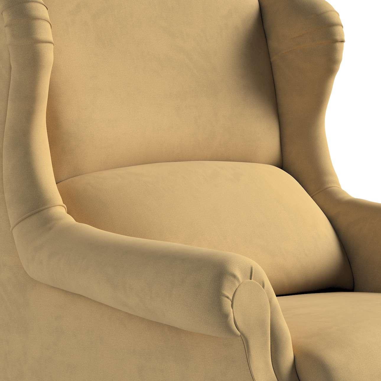 Fotel Unique w kolekcji Living, tkanina: 160-93