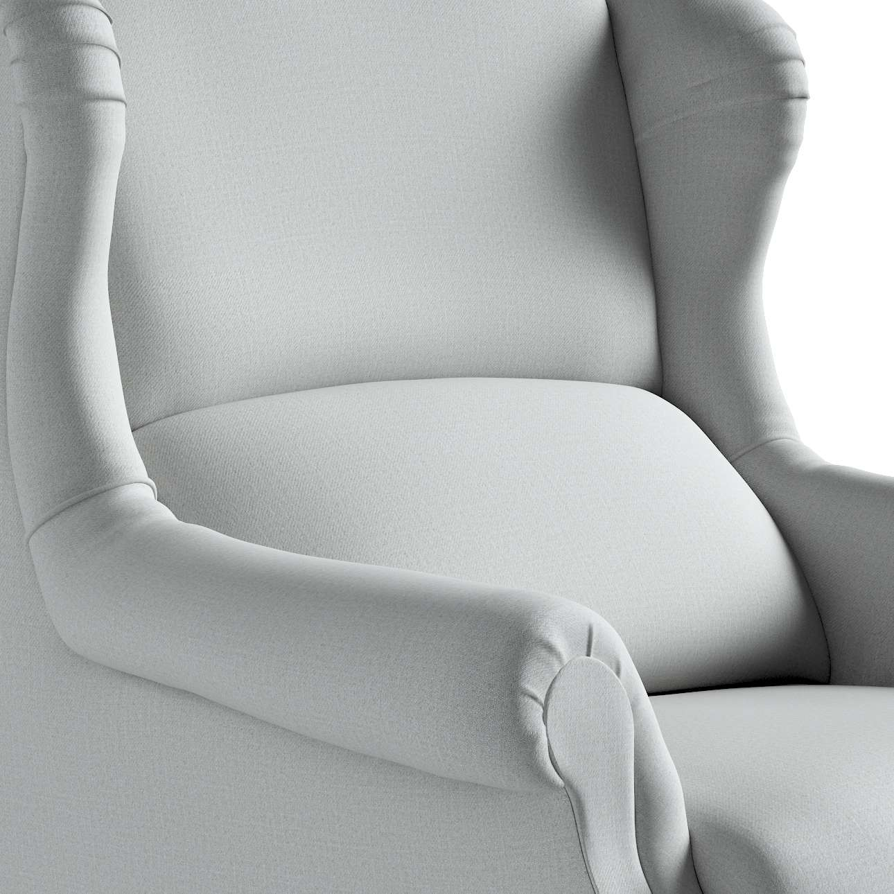 Fotel Unique w kolekcji Living, tkanina: 161-18