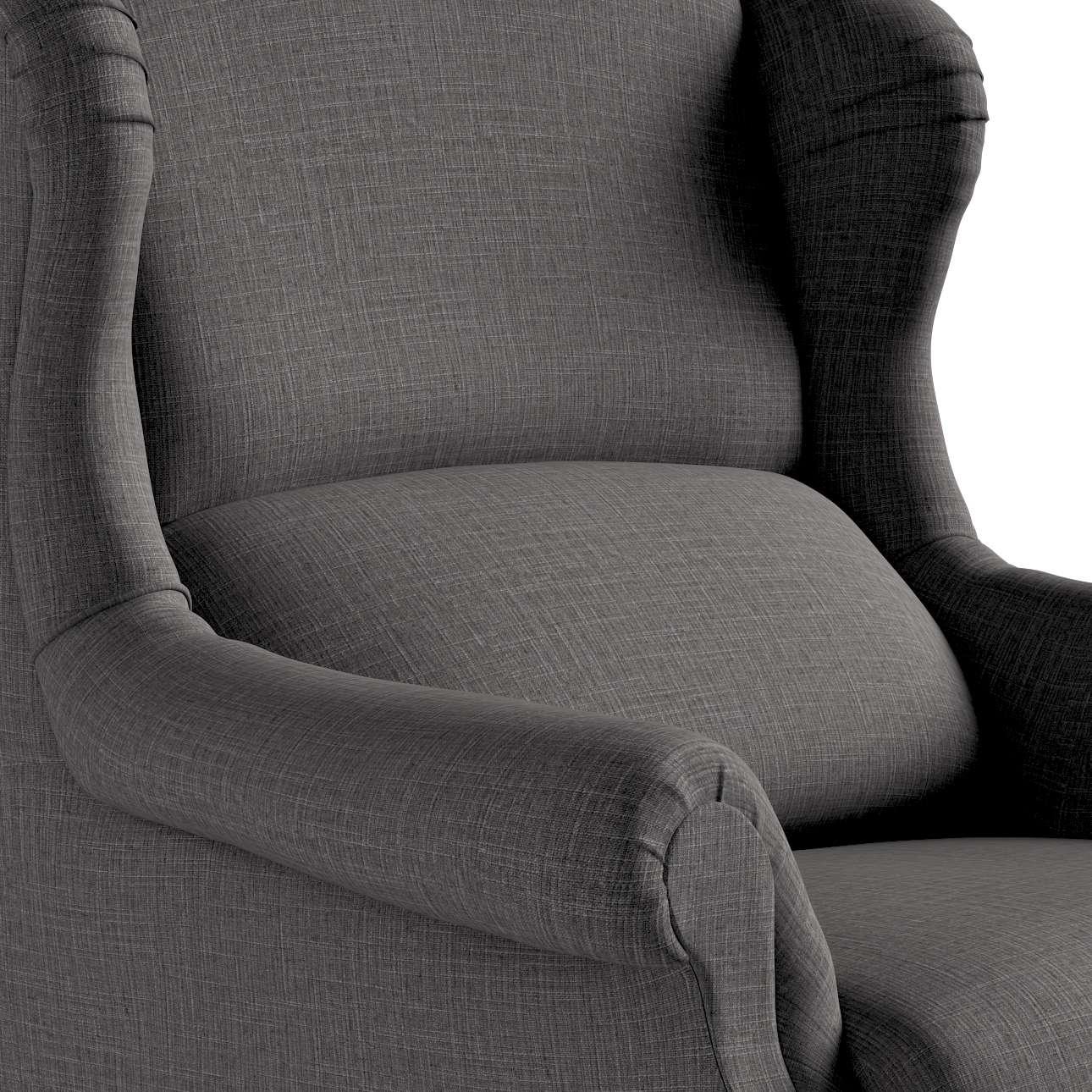 Fotel Unique w kolekcji Living II, tkanina: 161-16