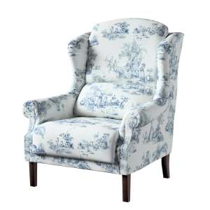 Stilingas Dekoria fotelis 63 x 115 cm kolekcijoje Avinon, audinys: 132-66