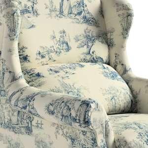 Sessel 63 x 115 cm von der Kollektion Avinon, Stoff: 132-66
