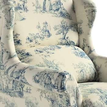 Fotel 85x107cm w kolekcji Avinon, tkanina: 132-66