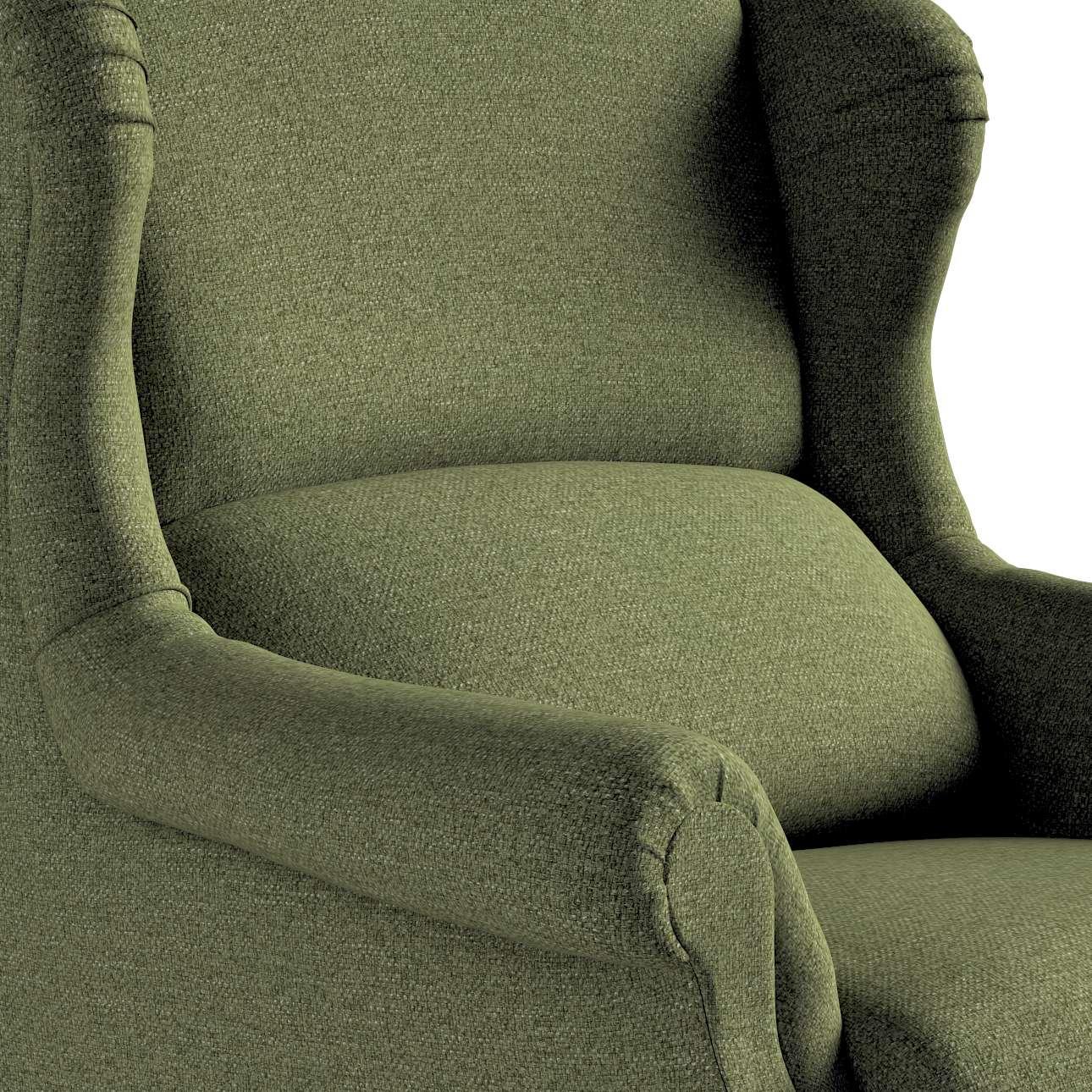 Fotel Unique w kolekcji Madrid, tkanina: 161-22