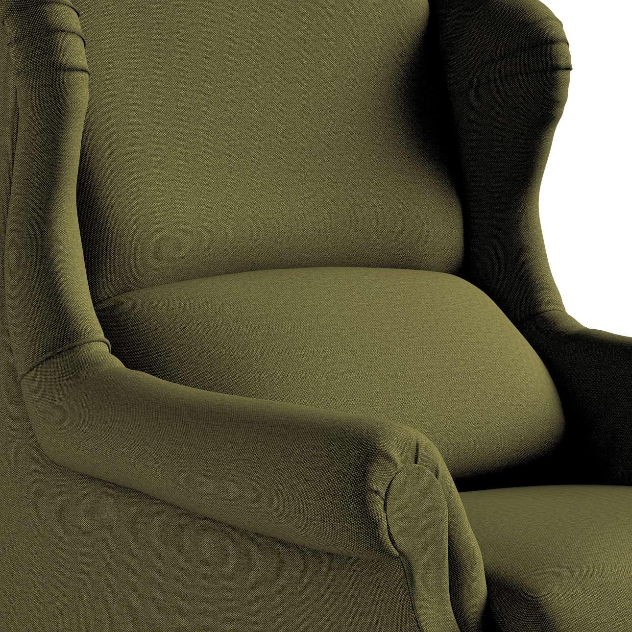 Fotel Unique w kolekcji Etna, tkanina: 161-26