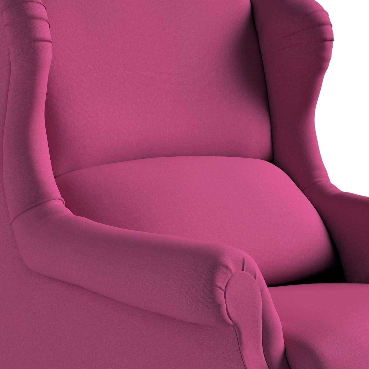Fotel Unique w kolekcji Living, tkanina: 161-29