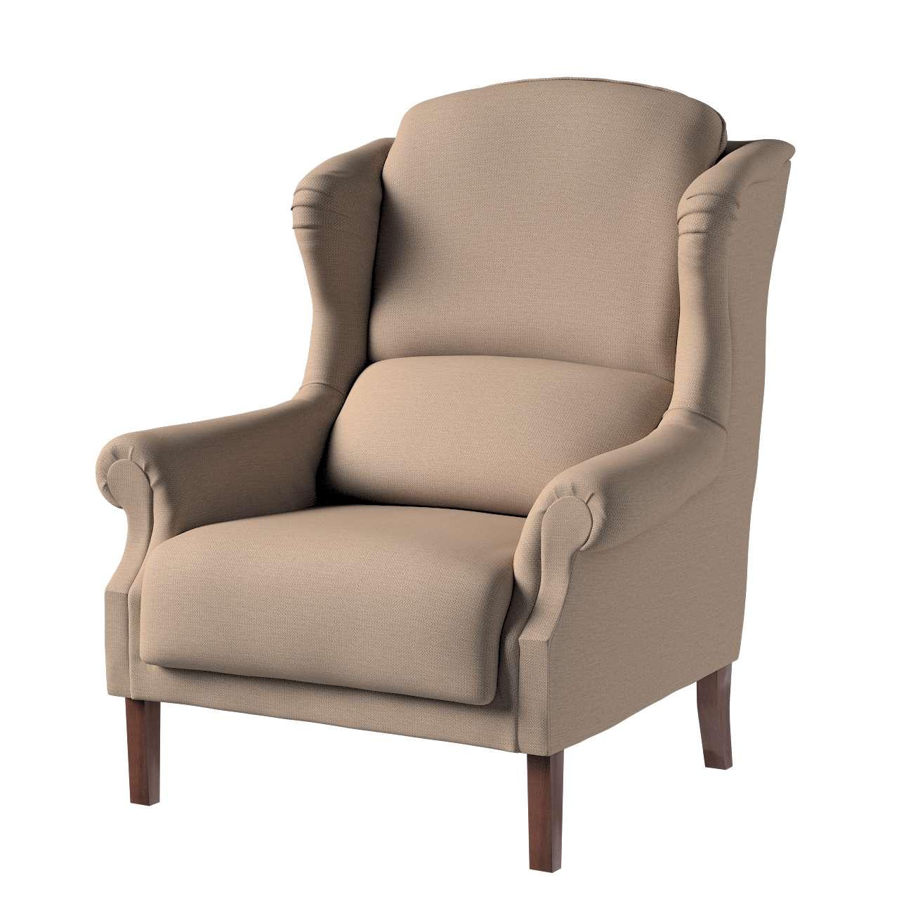 Fotel Unique w kolekcji Bergen, tkanina: 161-75