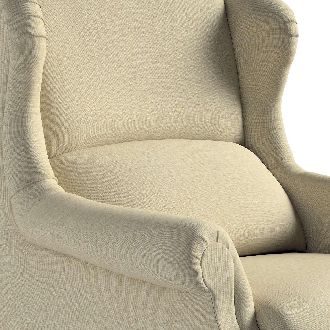 Fotel Unique w kolekcji Living, tkanina: 161-45