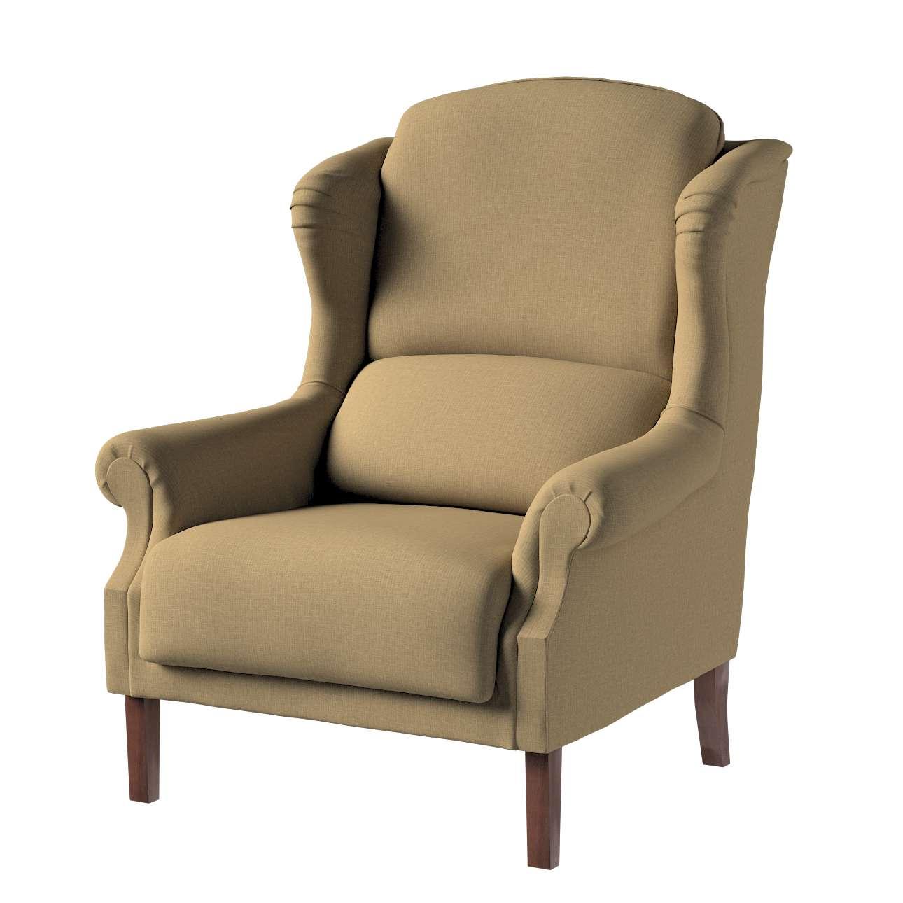 Fotel Unique w kolekcji Living, tkanina: 161-50