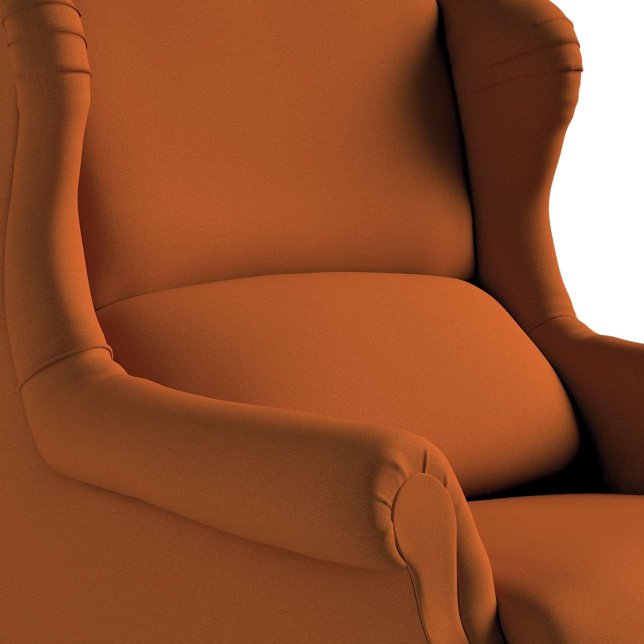Fotel Unique w kolekcji Cotton Panama, tkanina: 702-42