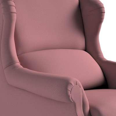 Fotel Willy 702-43 zgaszony róż Kolekcja Cotton Story