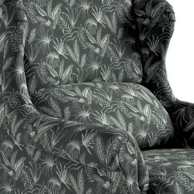 Fotel Unique w kolekcji Flowers, tkanina: 143-73