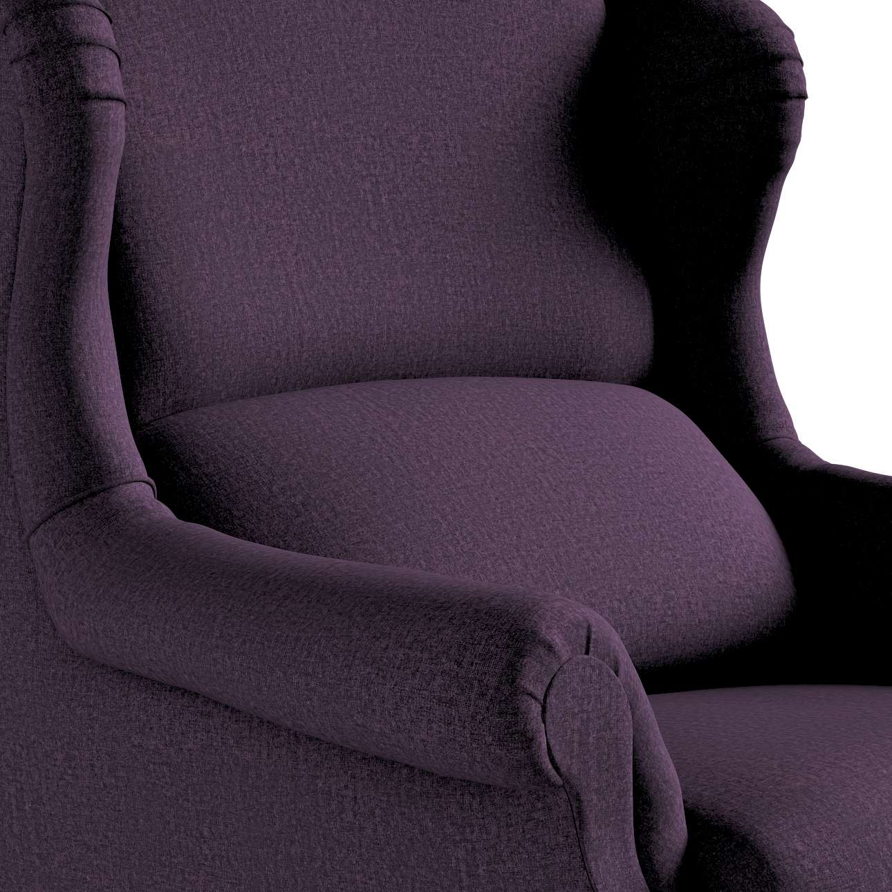 Fotel Unique w kolekcji Living, tkanina: 161-67