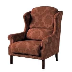 Sessel 63 x 115 cm von der Kollektion Damasco, Stoff: 613-88