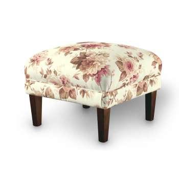 Dekoria fotelio pakojis-pufas 56 x 56 x 40 cm kolekcijoje Mirella, audinys: 141-06