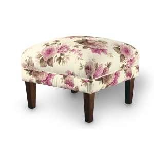 Podnóżek do fotela 56x56x40 cm w kolekcji Mirella, tkanina: 141-07