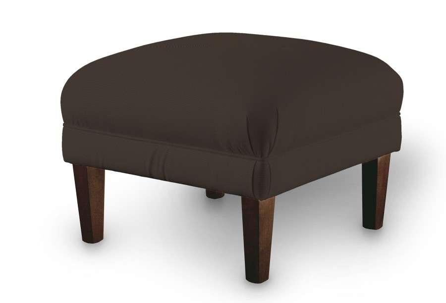 Podnóżek do fotela w kolekcji Cotton Panama, tkanina: 702-03