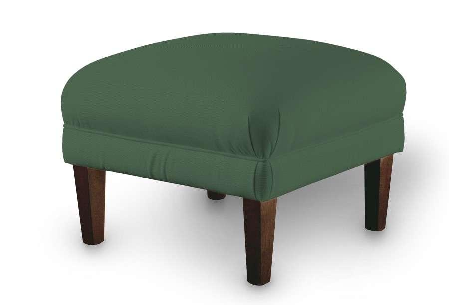 Podnóżek do fotela 56x56x40 cm w kolekcji Cotton Panama, tkanina: 702-06