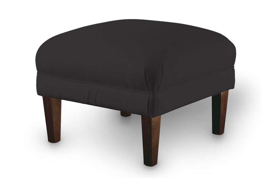Podnóżek do fotela 56x56x40 cm w kolekcji Cotton Panama, tkanina: 702-08