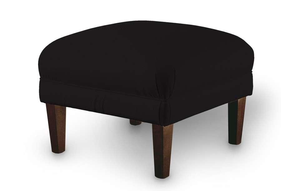 Dekoria fotelio pakojis-pufas 56 x 56 x 40 cm kolekcijoje Cotton Panama, audinys: 702-09