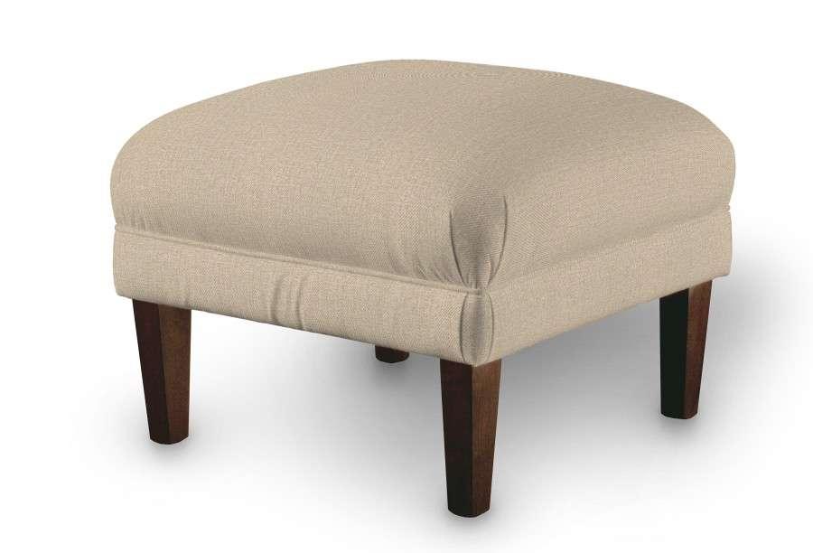 Podnóżek do fotela 56x56x40 cm w kolekcji Edinburgh, tkanina: 115-78
