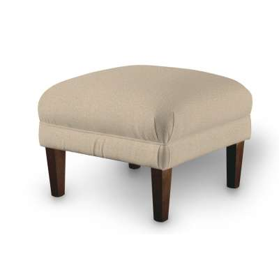 Dekoria fotelio pakojis-pufas 115-78 balkšvai smėlinė  Kolekcija Edinburgh