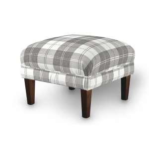 Dekoria fotelio pakojis-pufas 56 x 56 x 40 cm kolekcijoje Edinburgh , audinys: 115-79