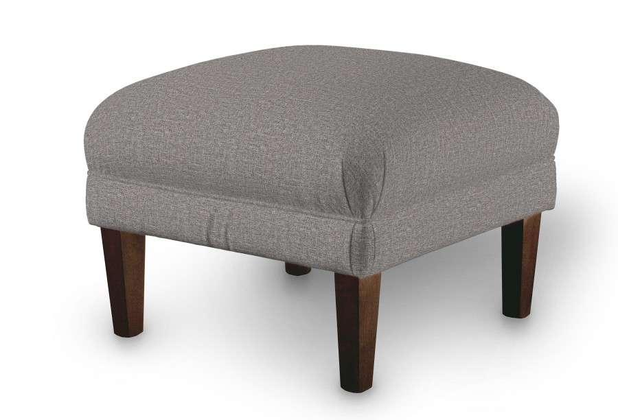 Podnóżek do fotela 56x56x40 cm w kolekcji Edinburgh, tkanina: 115-81