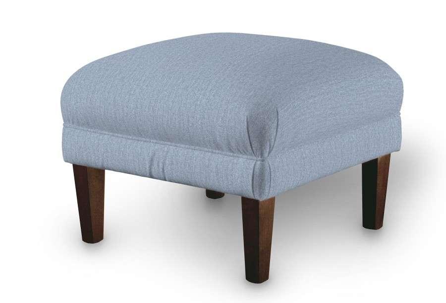 Dekoria fotelio pakojis-pufas 56 x 56 x 40 cm kolekcijoje Chenille, audinys: 702-13