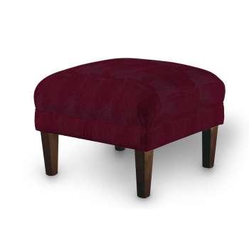 Podnóżek do fotela 56x56x40 cm w kolekcji Chenille, tkanina: 702-19