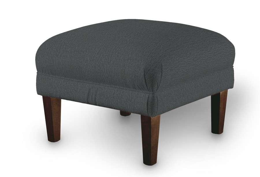 Podnóżek do fotela 56x56x40 cm w kolekcji Chenille, tkanina: 702-20
