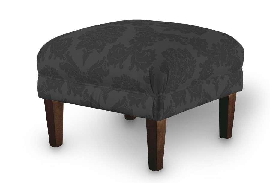 Podnóżek do fotela 56x56x40 cm w kolekcji Damasco, tkanina: 613-32