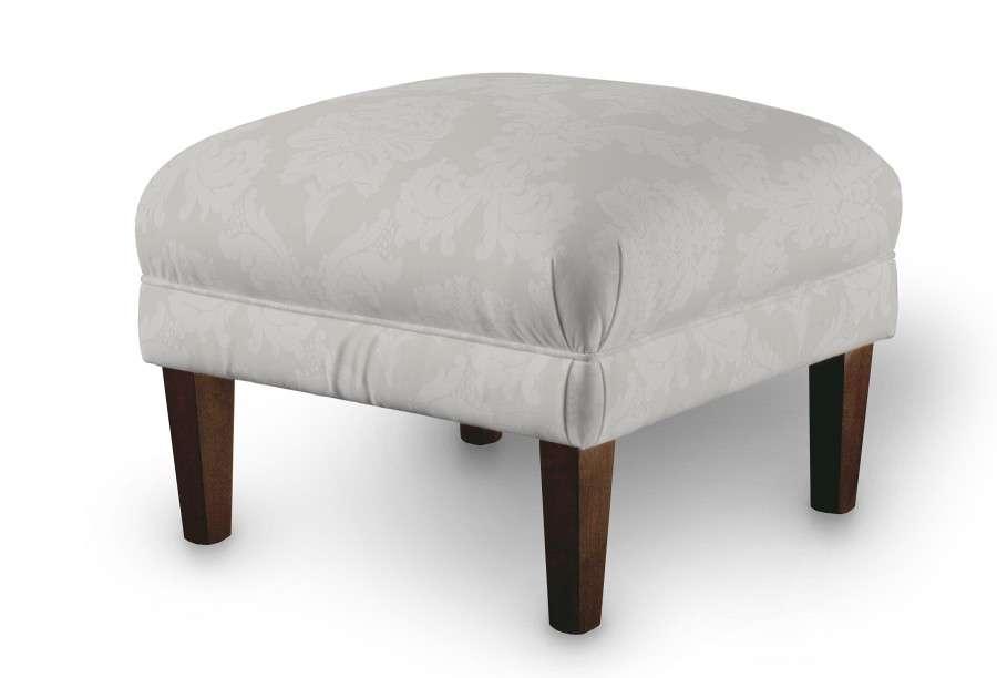 Podnóżek do fotela 56x56x40 cm w kolekcji Damasco, tkanina: 613-81