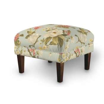 Podnóżek do fotela 56x56x40 cm w kolekcji Londres, tkanina: 123-65