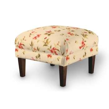 Dekoria fotelio pakojis-pufas 56 x 56 x 40 cm kolekcijoje Londres, audinys: 124-05